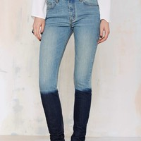 Courtshop Shadow Skinny Jeans