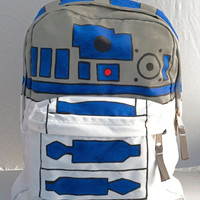 R2D2 Backpack Star Wars