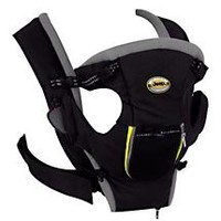 Jeep 2-in-1 Freedom Baby Carrier with Secure Fit
