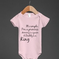 ROYAL FAMILY ONE-PIECE