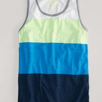 AEO Men's Striped Tank (Rio)