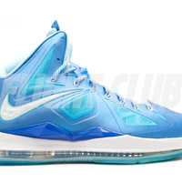 "lebron 10 ""blue diamond (without sport pack)"" - Nike Basketball - Nike 