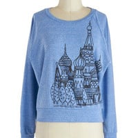 One Cool Cathedral Top | Mod Retro Vintage T-Shirts | ModCloth.com