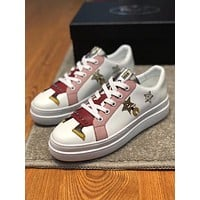 Prada Calf leather sneakers