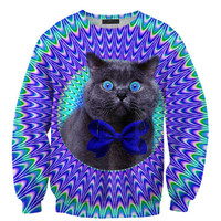 Crazy Cat sweater
