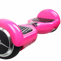 Pink Hoverboard w/Bluetooth Remote