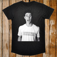 Favorite Designs Nash Grier, magcon boys ScreenPrint T shirt Mens and T shirt Girl