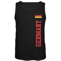 World Cup Germany Black Tank Top