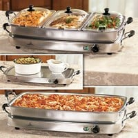 Deluxe 3/1 Buffet Server - Fresh Finds - Freshest Finds