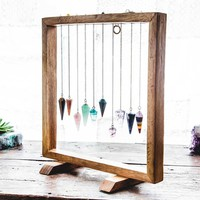 Pendulum Display Rack