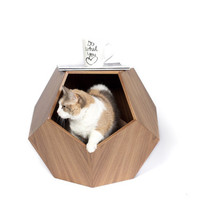 Wooden Pet Cave - Missy Cave