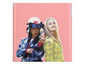 Clueless iPhone Cases & Skins