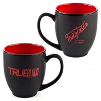 True Blood Fangtasia Life Begins At Night Mug