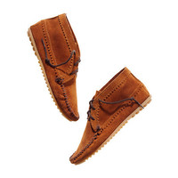 Minnetonka® Suede Ankle Boots