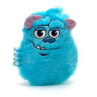 Disney Monsters University A5 Fluffy Character Note Book, Sulley | Disney Store