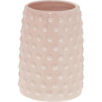 Blush Pink Bathroom Tumbler - Bathroom Accessories - Bed & Bath - Home - TK Maxx