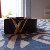 Ceinture Louis Vuitton authentique