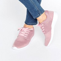 Missguided Lace Up Sneaker at asos.com