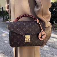 Louis Vuitton LV Monogram Pochette Metis