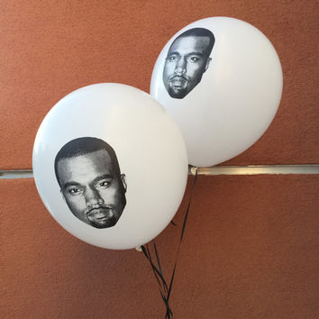 Kanye Balloons - pack of 5