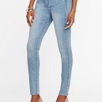 Mid-Rise Rockstar Jeans for Women|old-navy