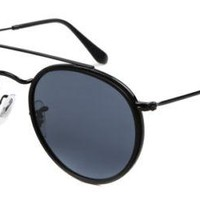New Unisex Sunglasses Ray-Ban RB3647N 002/R5 51