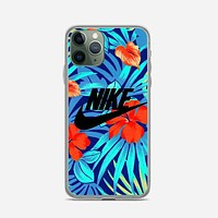 Nike Floral iPhone 11 Pro Max Case