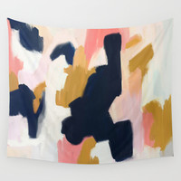 Kali F1 Wall Tapestry by Patricia Vargas