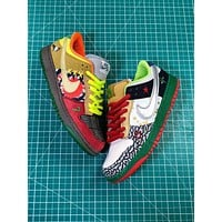 Nike Dunk Sb What The Dunk 318403-141 Low Sneakers - Sale