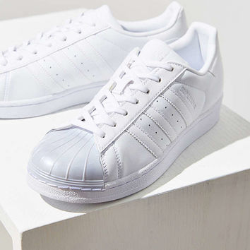 adidas Originals Superstar Glossy Toe Sneaker - Urban Outfitters