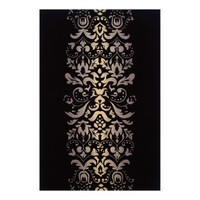 Momeni New wave NW114 Area Rug - Black - Area Rugs at Hayneedle