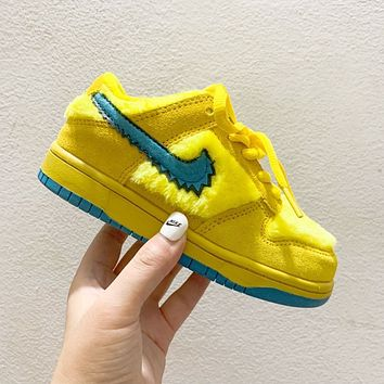 NK SB Child Girls Boys shoes Children boots Baby Toddler Kids Child Fashion Casual Sneakers Sport Shoes
