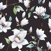 Vintage Magnolia Wallpaper