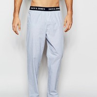 Jack & Jones Woven Lounge Pants In Loose Fit at asos.com