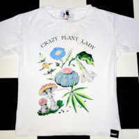 SWEET LORD O'MIGHTY! CRAZY PLANT LADY TEE
