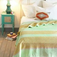 Magical Thinking Overprint Woven Blanket-