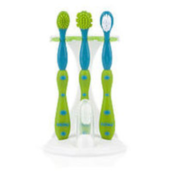 NUBY Tooth And Gum Care Set - 5 Pieces