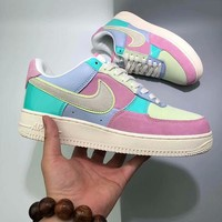 Nike Air Force 1 Low Easter Egg AF1 Women Fashion Sneakers Sport Shoes