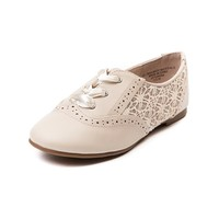 Youth/Tween Sarah-Jayne Jazz Oxford Shoe