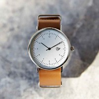 Cheapo Harold Leather Watch-