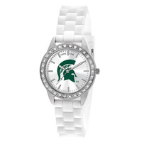 Michigan State Spartans NCAA Women's Frost Series Watch