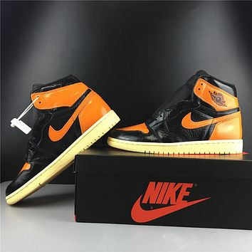 "Air Jordan 1 ""Shattered Backboard"" 3.0 555088-028"
