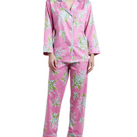 Lily of the Valley Classic Sateen