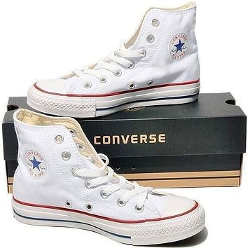 Converse Fashion Canvas Flats Sneakers Sport Shoes-4