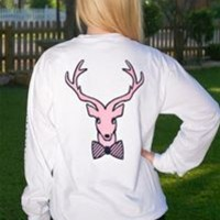 Jadelynn Brooke Big Happy Long Sleeve Tee