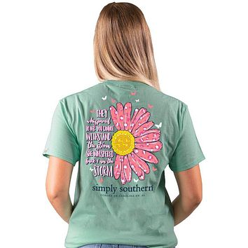 I am the Storm - Daisy - SS - S21 - Adult T-Shirt