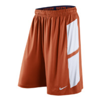 Nike College Fly (Clemson) Men's Training Shorts Size M (Orange)