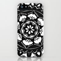 Simple Petals iPhone & iPod Case by Brenna Whitton