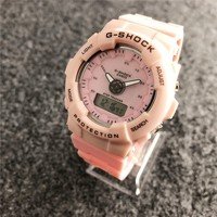 Pink Casio G-SHOCK Fashion Women Men Cool Movement Watch Wristwatch