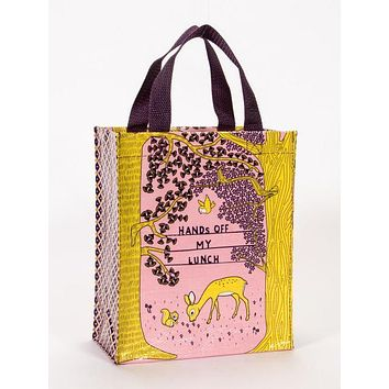 HANDY TOTE BAGS | Hands Off My Lunch